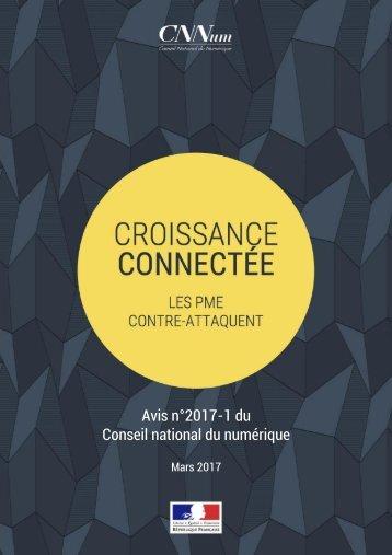 Avis n°2017-1 du Conseil national du numérique