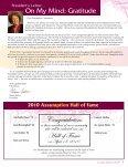 Assumption Magazine Fall 2009 - Assumption High School - Page 3