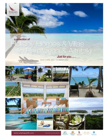 valid 1 april 2012 – 31 march 2013 - Island Hopper Vacations