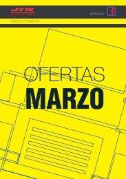 OFERTAS 2017 - MARZO