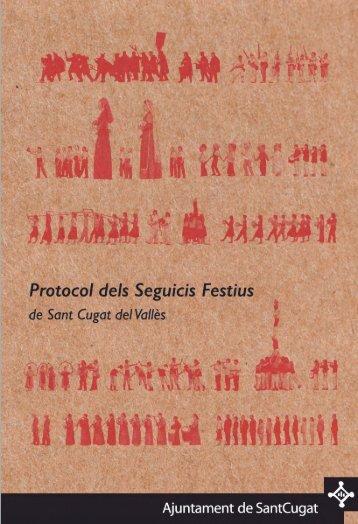 Protocol dels seguicis festius