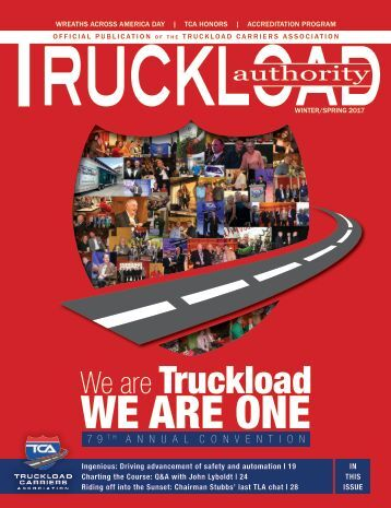 Truckload Authority - Winter/Spring 2017