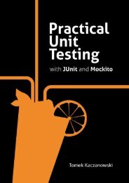 Practical-Unit-Testing-with-JUnit-and-Mockito_2013-04_Tomek.Kaczanowsk