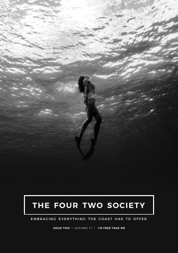 The Four Two Society Autumn 2017