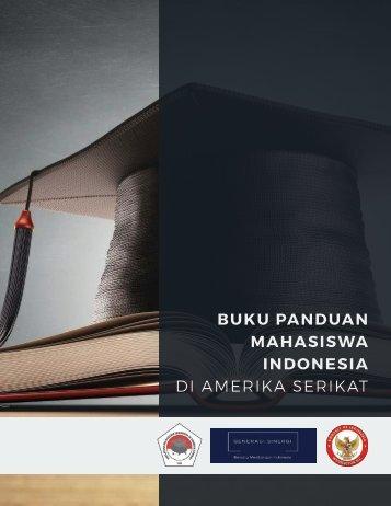 BUKU PANDUAN MAHASISWA INDONESIA DI AMERIKA SERIKAT