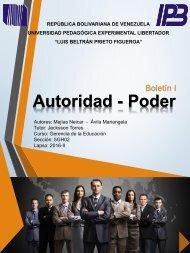 REVISTA DIGITAL AUTORIDAD Y PODER