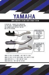 Empire Catalog - Yamaha Page