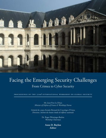 Facing the Emerging Security Challenges