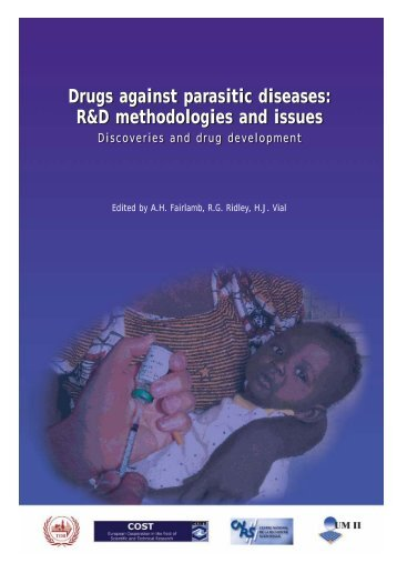 Drugs against parasitic diseases - World Health Organization