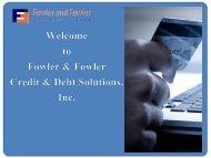Best Credit Repair Program Company