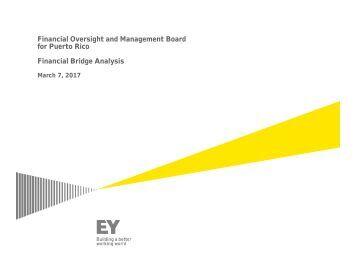 for Puerto Rico Financial Bridge Analysis