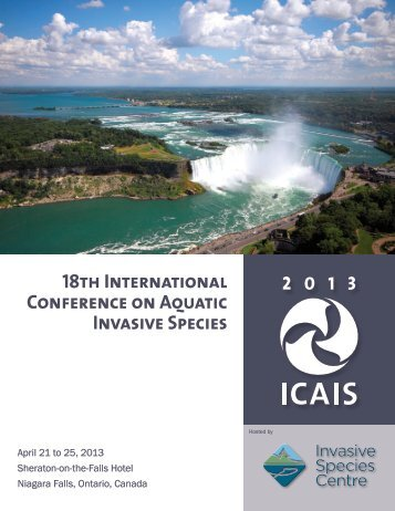 18th International Conference on Aquatic Invasive Species - ICAIS