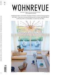 Wohnrevue (pdf ) - Walter Vintage Möbel & Accessoires Zürich