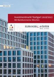 Stuttgarter Investmentmarkt 2016/2017