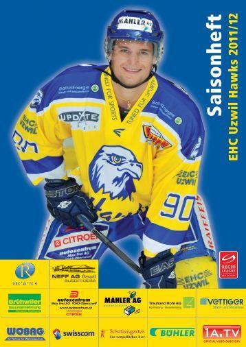 Saisonheft 2011-12 - EHC Uzwil