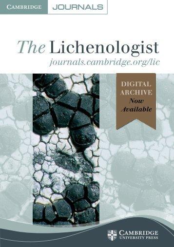Now Available - Cambridge University Press