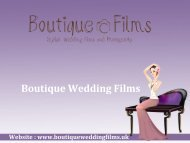 Wedding Videographer In Ken