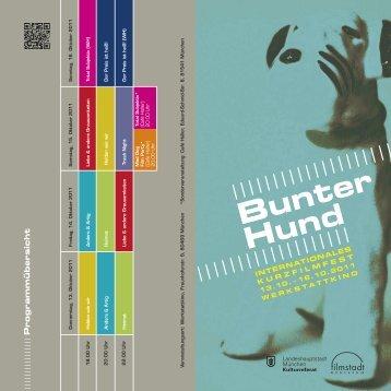 Bunter Hund, Internationales Kurzfilmfest München