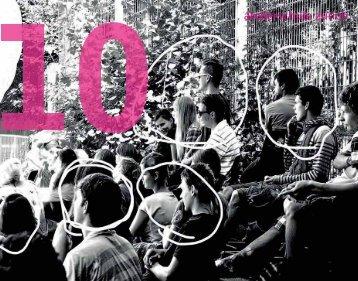 Jahresbericht 2009/10 - Atelierschule Zürich
