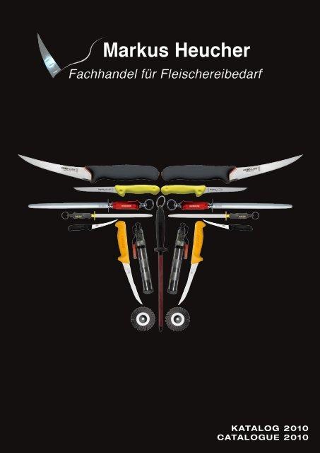 Produktprogramm 2011 (deutsch/englisch ... - Markus Heucher