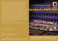 salzburger festspiele 2012 - Wiener Philharmoniker