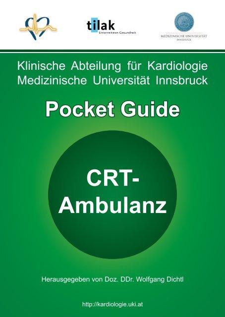 CRT- Ambulanz - Kardiologie Innsbruck - UKI