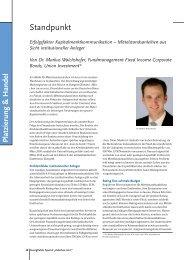 Erfolgsfaktor Kapitalmarktkommunikation - DVFA