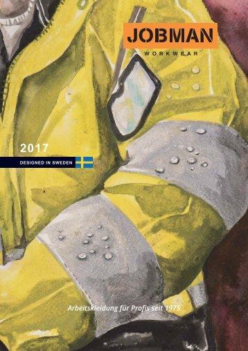 JOBMAN Katalog 2017