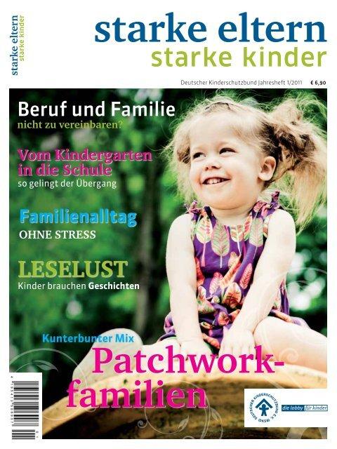 Patchwork- familien - marketing Deutscher Kinderschutzbund
