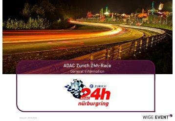 ADAC Zurich 24h-Race