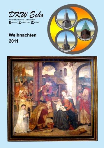DKW Echo - Seelsorgebereich Bornheim-Vorgebirge