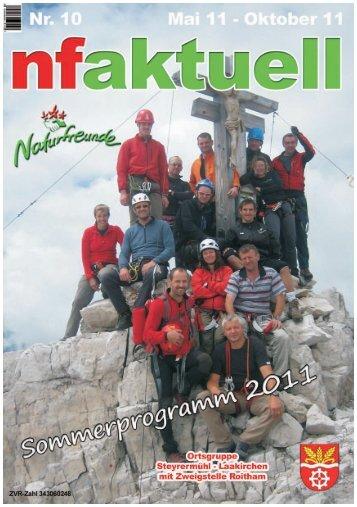 18.09.2011 Bert Rienesch (Gr. Priel) und Tassilo - Naturfreunde ...