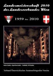Landesmeisterschaft 2010 des Landesverbandes Wien