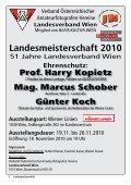 Landesmeisterschaft 2010 des Landesverbandes Wien - Seite 2