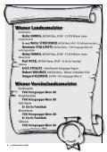 Landesmeisterschaft 2010 des Landesverbandes Wien - Seite 4