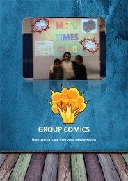 21 Group Comics