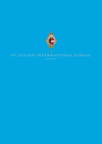 Untitled - St Gilgen International School