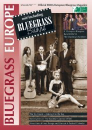 The Toy Hearts – Making It to the Top - European Bluegrass Music ...