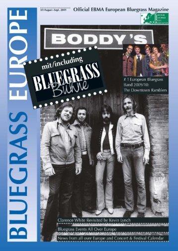 Jean-Marie Redon News - European Bluegrass Music Association