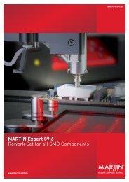 MARTIN Expert 09.6 Rework Set for all SMD ... - Pcb Technologies