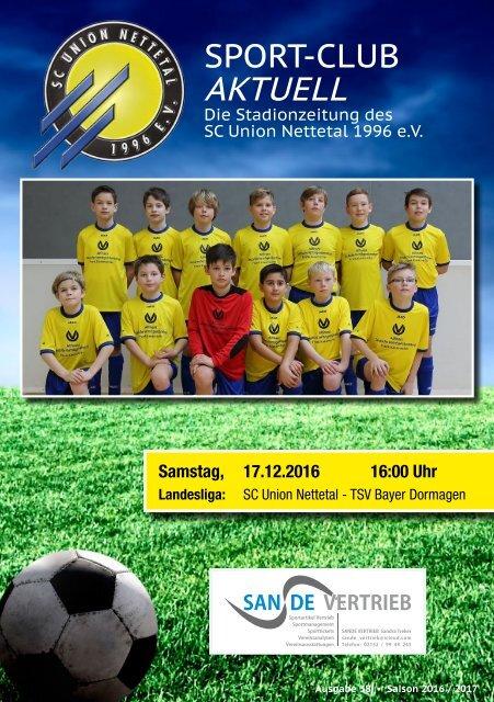 Sport Club Aktuell - Ausgabe 38