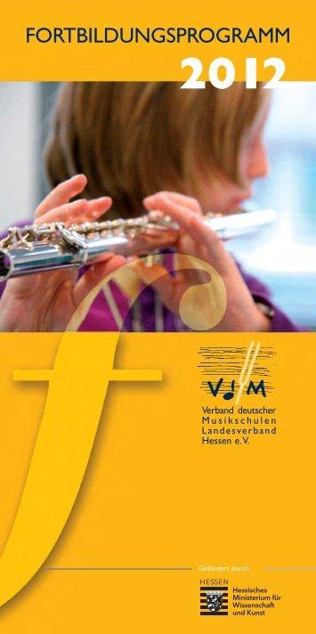 Musikerziehung Hessen - VdM-Hessen