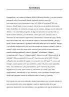 Excodra XXVIII: La amistad - Page 5