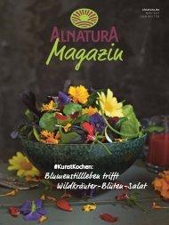 Alnatura Magazin - März 2017