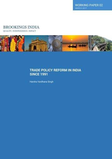 BROOKINGS INDIA