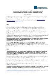 (http://www.institutfuermenschenrechte.de/publikationen/