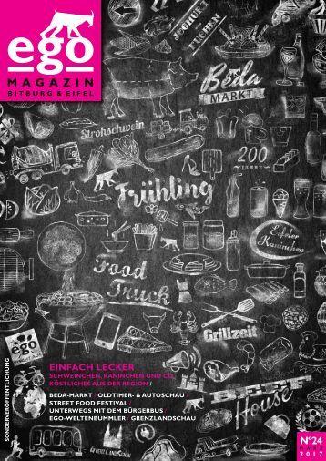 ego Magazin Bitburg Südeifel Ausgabe 24
