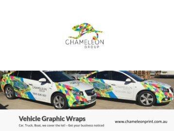 Vehicle Graphic Wraps Australia