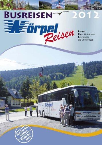 Kururlaub Kolberg - Wörpel Reisen