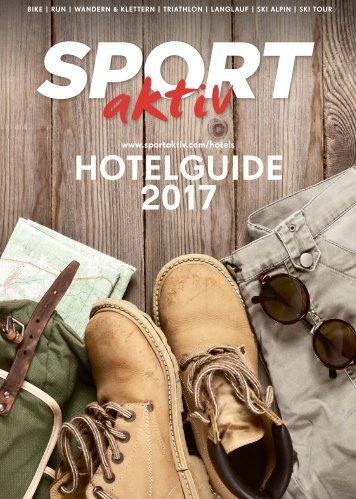 SPORTaktiv Hotelguide 2017